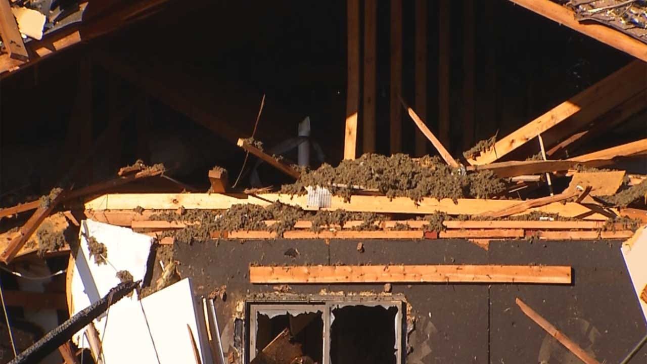 Residents Secure Homes After Explosion, ONG Investigation Continues