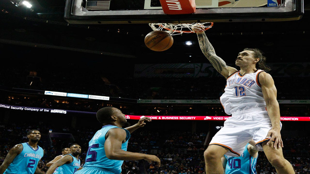 Thunder Sting The Hornets, Win Fourth Straight