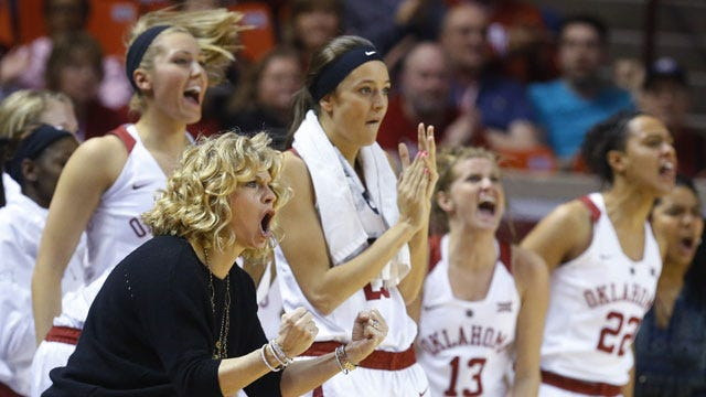 Hot Start Fuels Sooner Women To Dominating Win Against Texas Tech