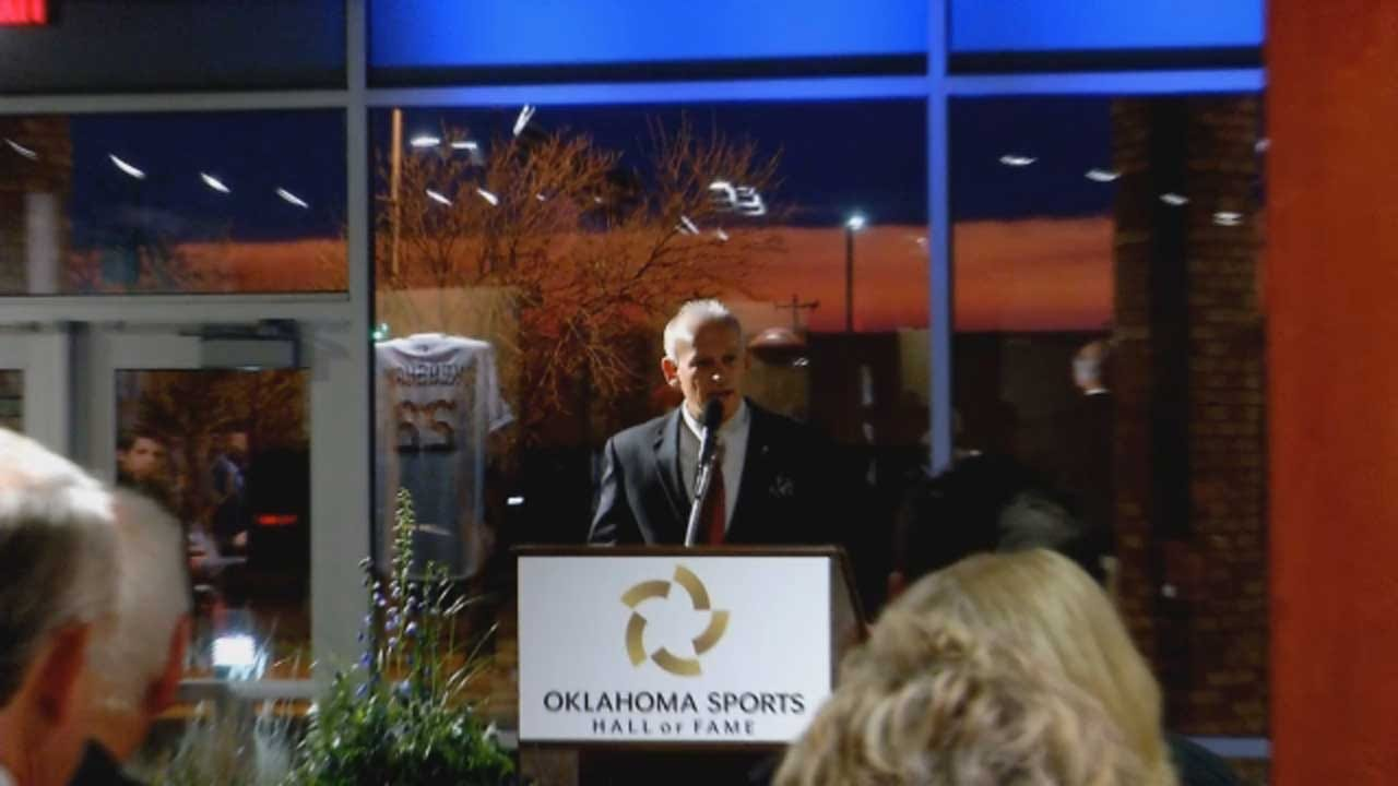 New Rodeo Exhibit Introduced At Oklahoma Sports Hall Of Fame