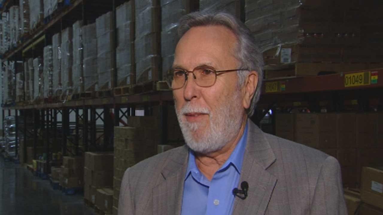 Rodney Bivens Retiring From Regional Food Bank
