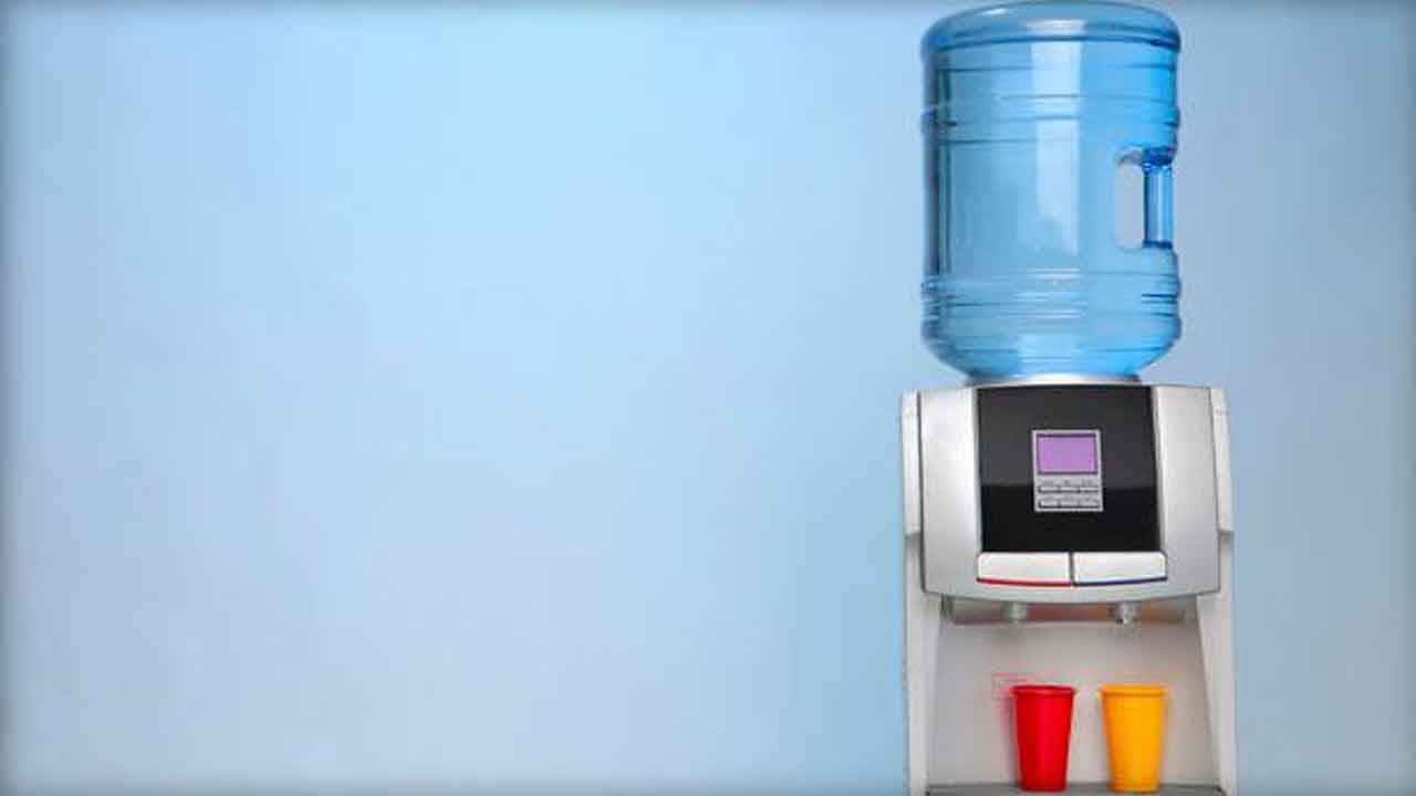 School Water Coolers May Help Kids Lose Weight