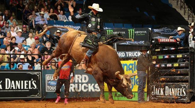 PBR Bucks Into Oklahoma City