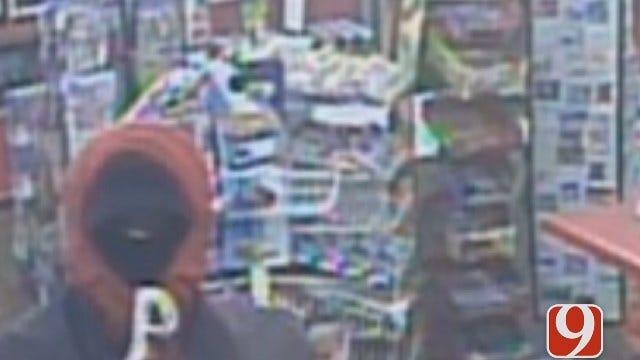 Anadarko Police Look For Convenience Store Clerk's Killer