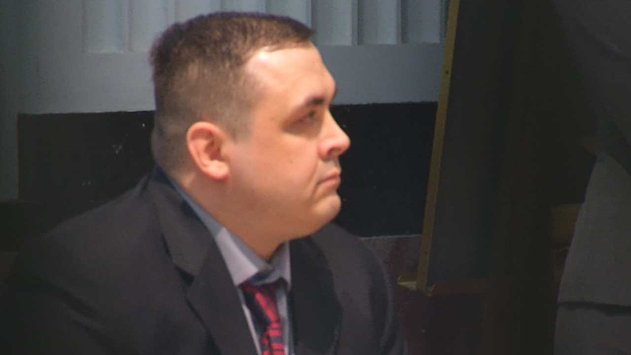 Jury Selected In Joseph Cyr Murder Trial
