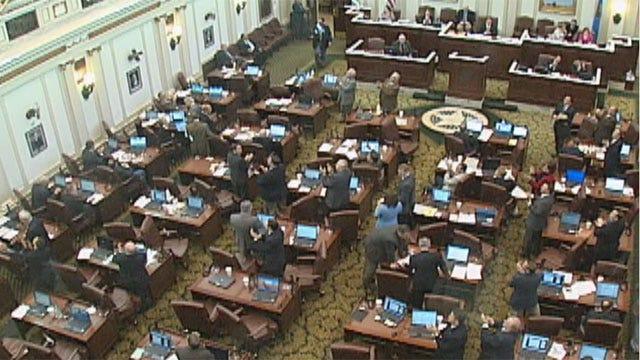 Oklahoma Legislature Set To Begin 2016 Session