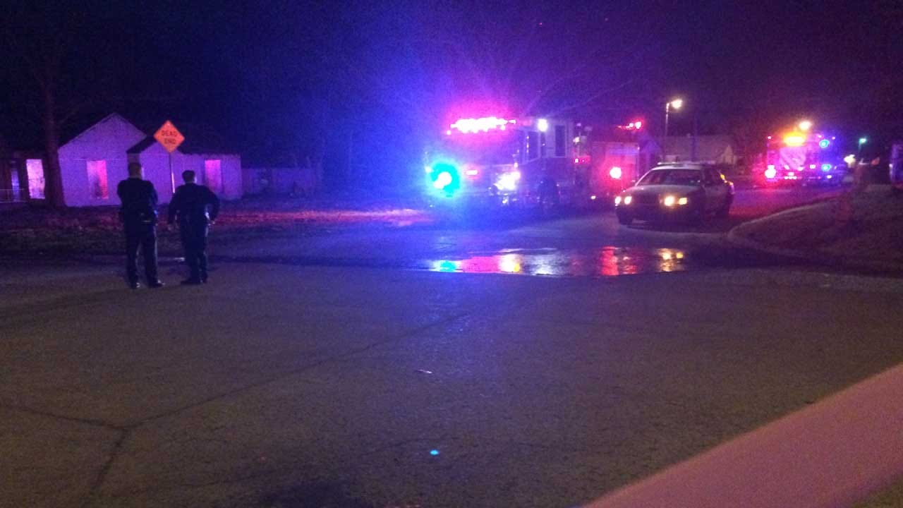 Two Dead After House Fire In SW OKC