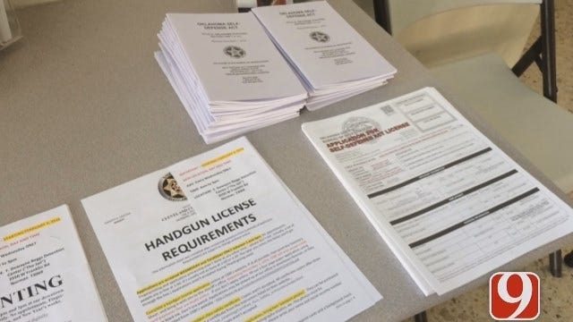 Cleveland Co. Sheriff's Office Sees Sharp Rise In SDA Applications