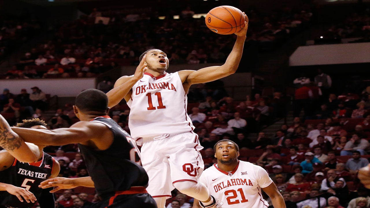 Hield's 30 Points Lead No. 1 Sooners Past Red Raiders