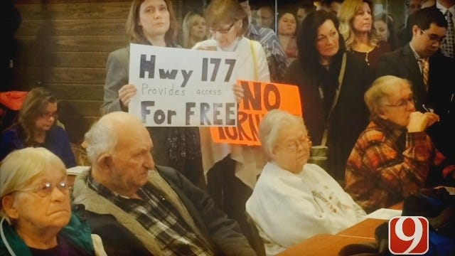 Residents Outraged Over Turnpike Expansion Plan In Eastern OK