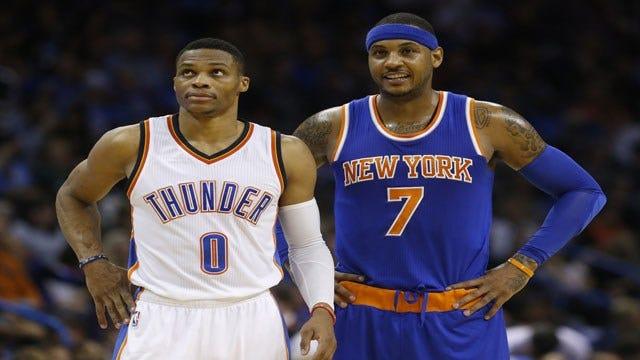 Thunder vs. Knicks Preview