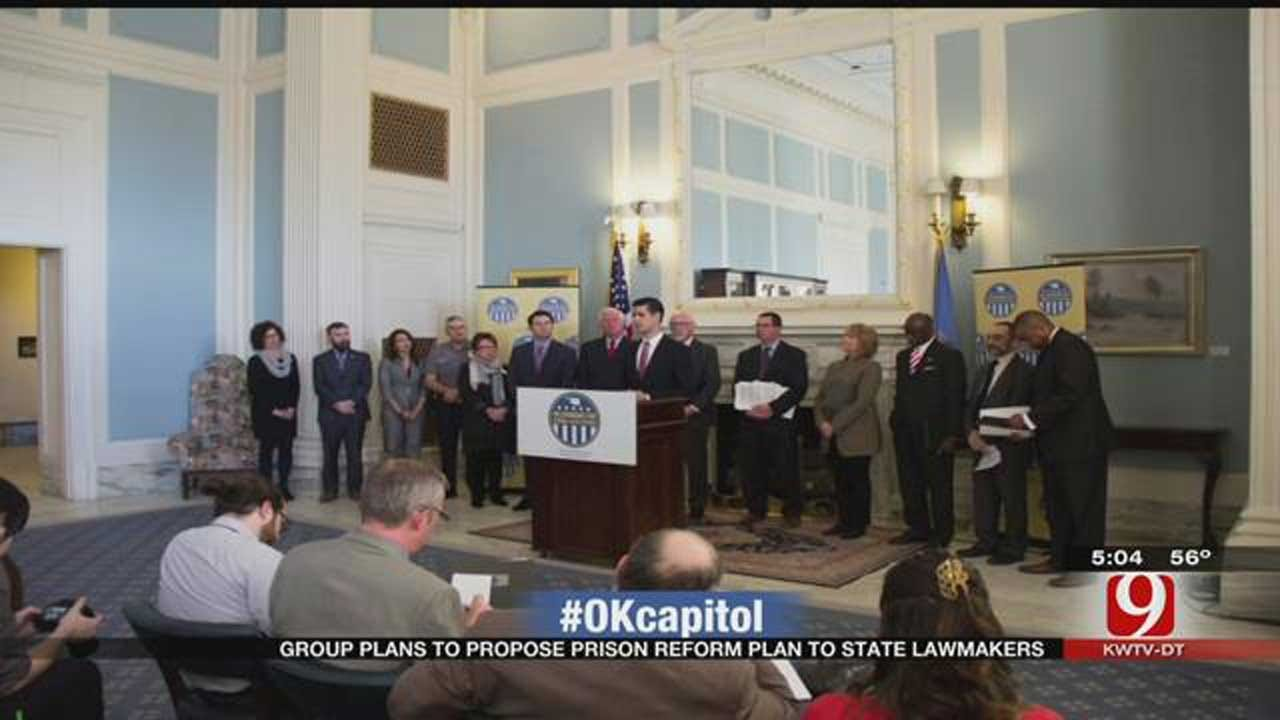 Group Plans To Propose Prison Reform To State Lawmakers