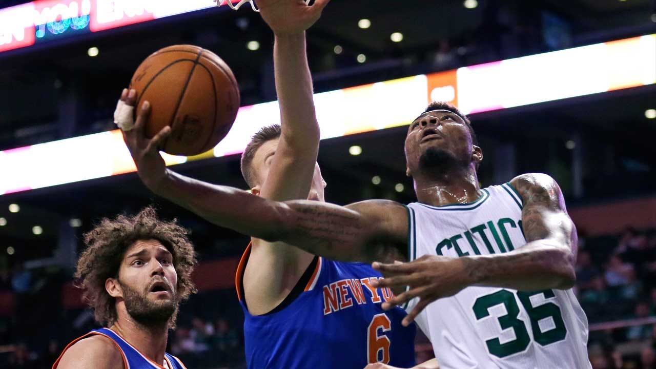 Marcus Smart Selected For 2016 Rising Stars Challenge