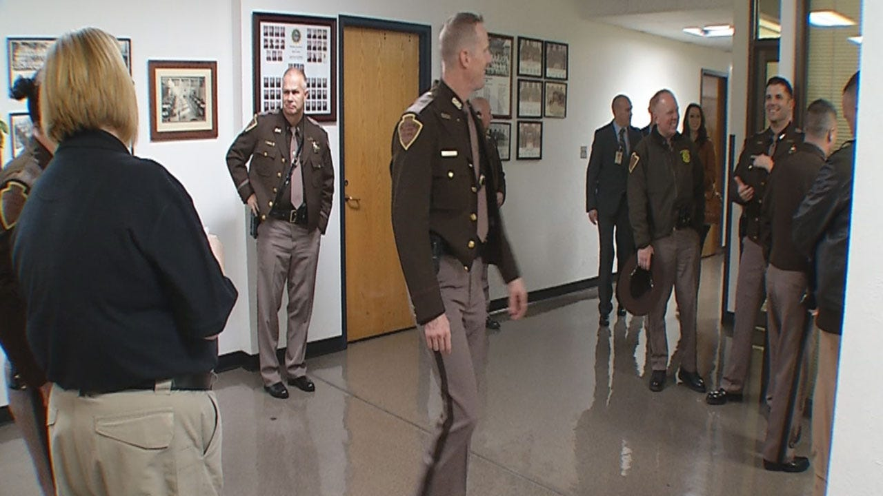 OHP Kicks Off 64th Patrol Academy