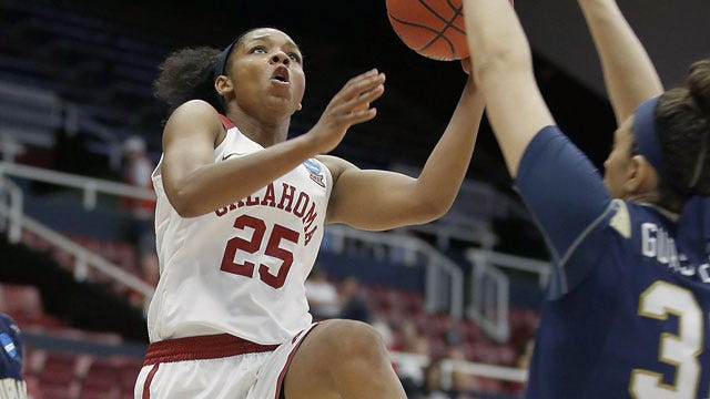 OU Women: Sooners Rally In Second Half To Beat WVU