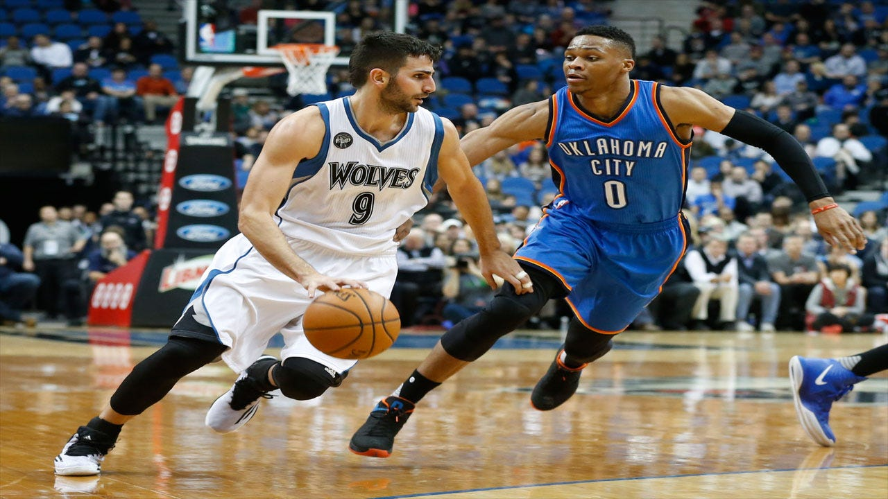 Thunder Sneak Out Of Minnesota With A Narrow Win Over T'Wolves