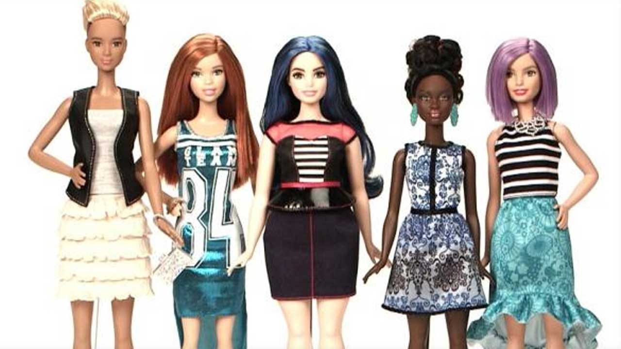 'Out Of Touch' Barbie Doll Gets A Major Makeover