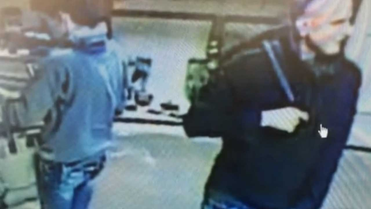 Two Suspects Wanted In Check Fraud Scheme In Newcastle