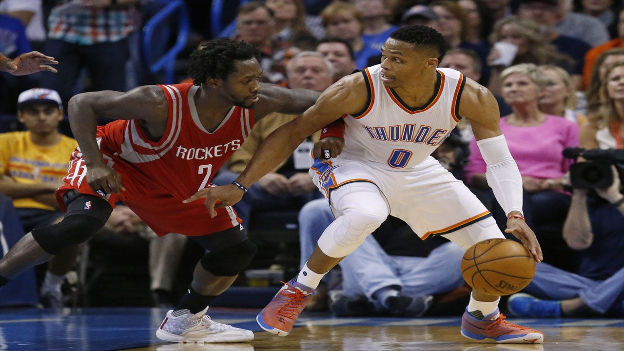 Houston, We Have A Problem: Westbrook's Done It Again