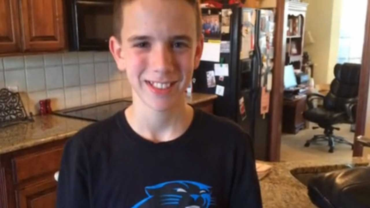Yukon Boy Who Wrote Letters To NFL Teams Excited For Super Bowl