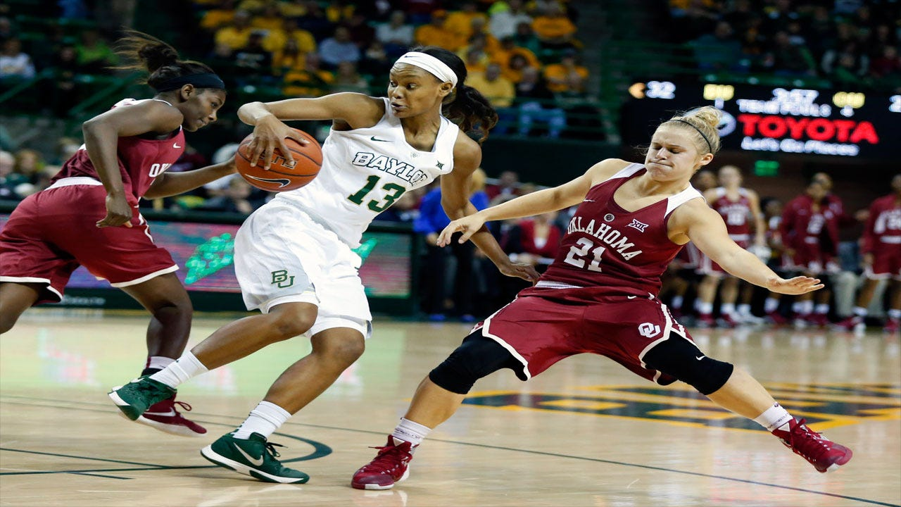 Women's Basketball: Sooners Come Up Short Of Upsetting No. 4 Baylor