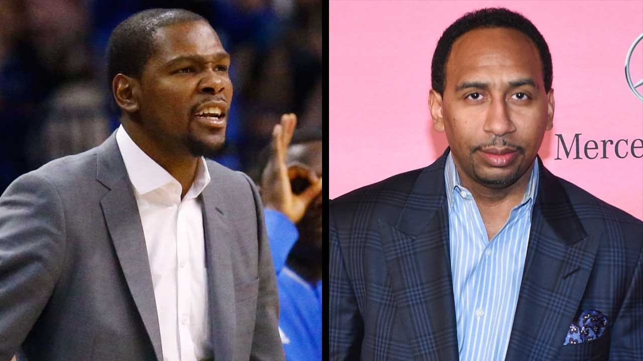 Stephen A. Smith Links Durant & Westbrook To Lakers