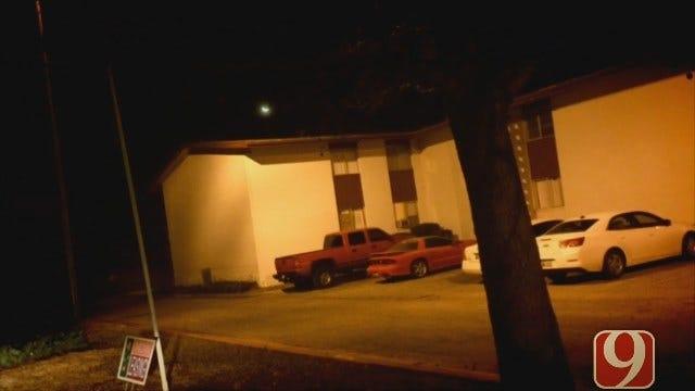 OKC Officer Shoots, Kills Home Invasion Suspect