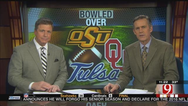 Oklahoma Ford Sports Blitz: January 3