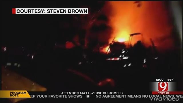 ONG Issues Claims Number For Those Affected By NW OKC Home Explosion