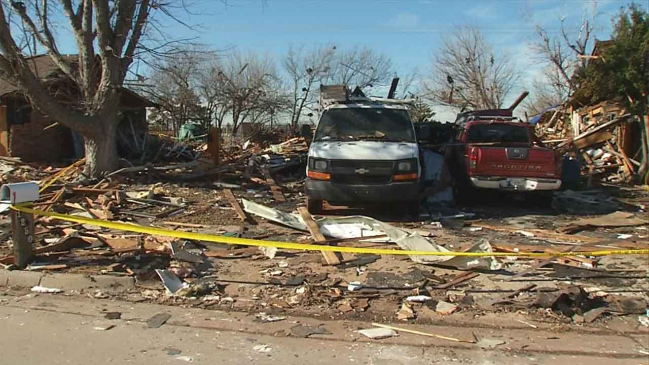 Residents In NW OKC Neighborhood Want Answers After Gas Explosion
