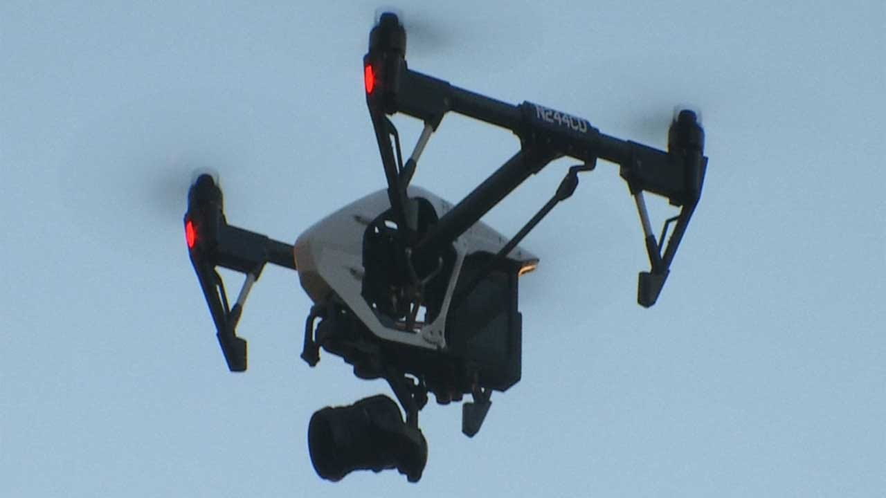 Drone Owners Urged To Check Insurance Policies
