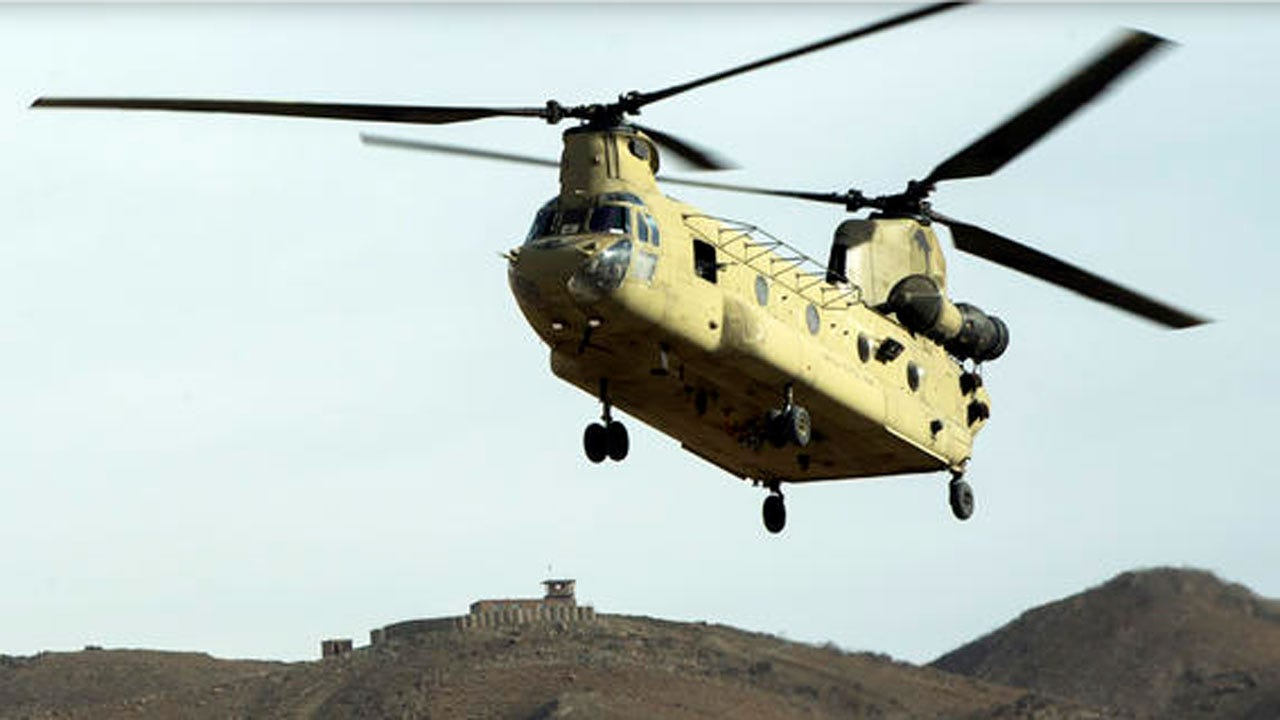 Special Ops Soldiers Suffer Casualties In Afghanistan