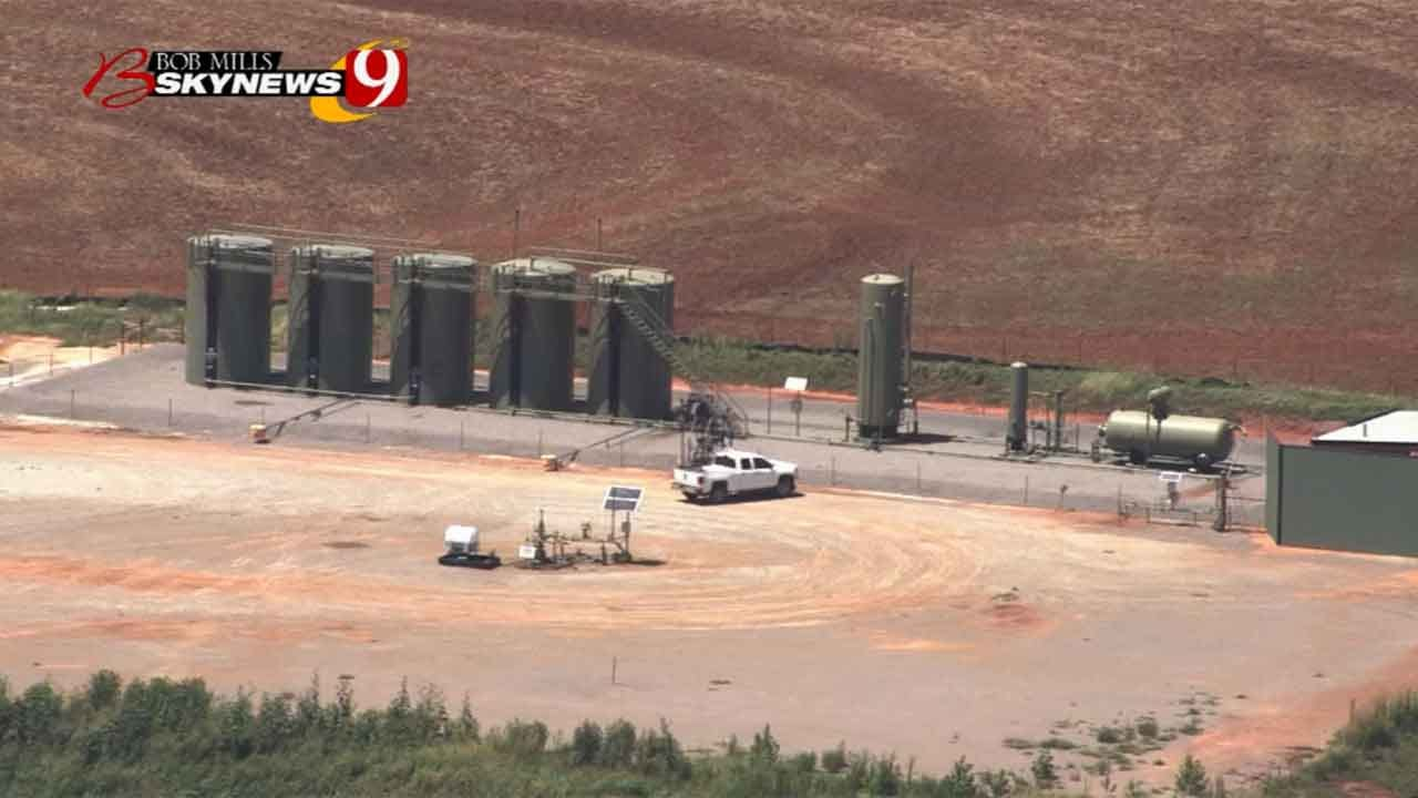 OK Lawmaker Warns Of Catastrophic Earthquake Linked To Disposal Wells