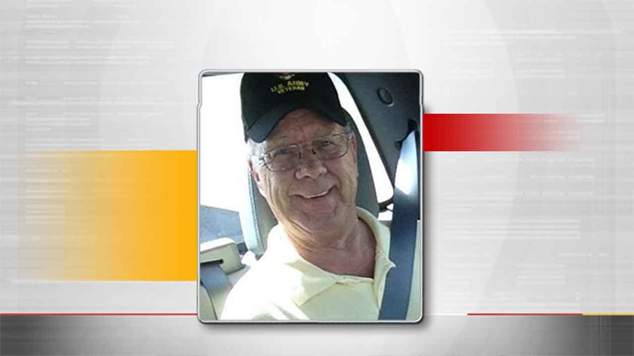 Silver Alert Issued In For Woods County Man