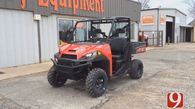 Four Off-Road Vehicles Stolen From Tuttle Business