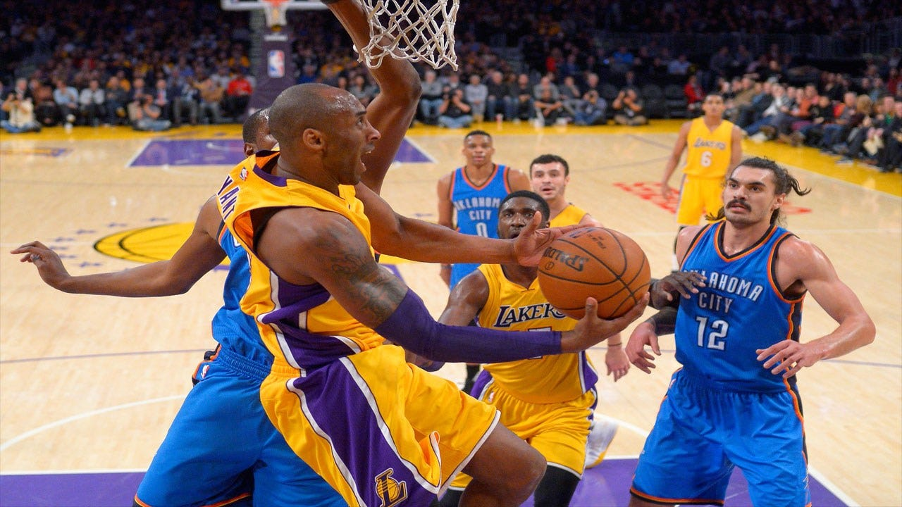 Westbrook Shines As Thunder Survive Furious Rally By Lakers