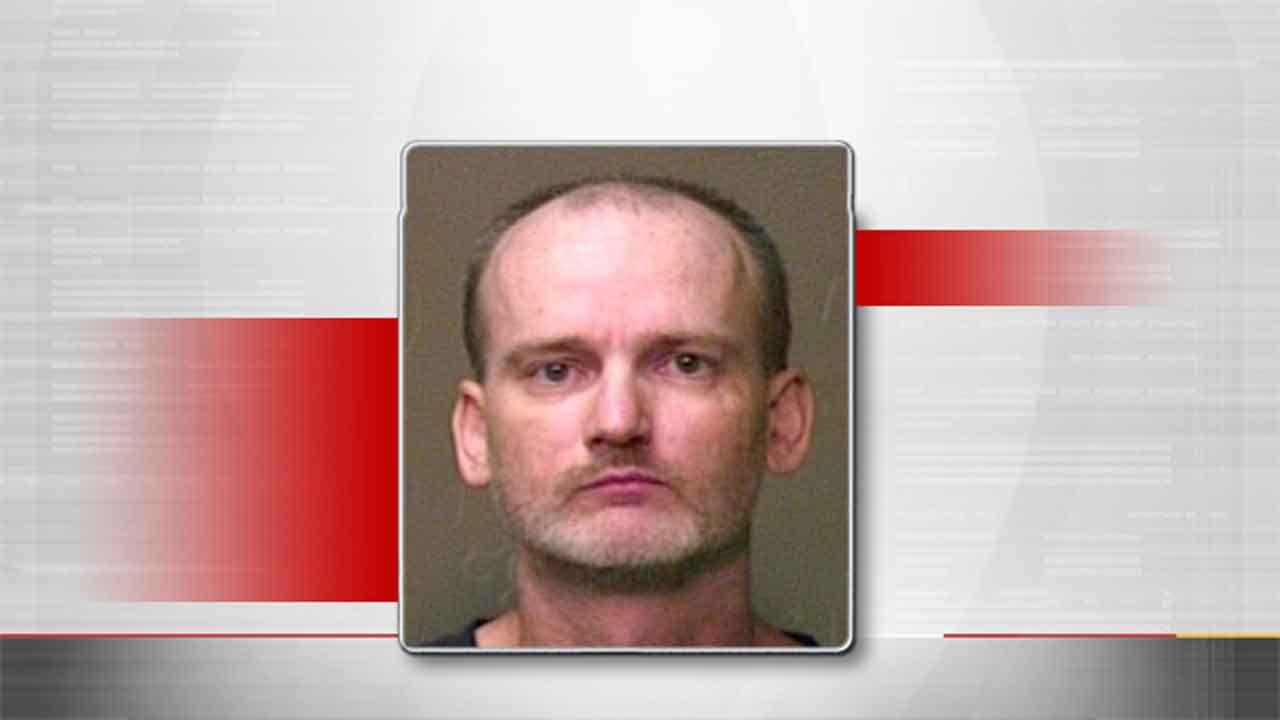Oklahoma City Man Arrested For Child Pornography