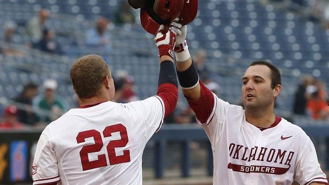 OU Baseball: Neuse Gets Brooks Wallace Award