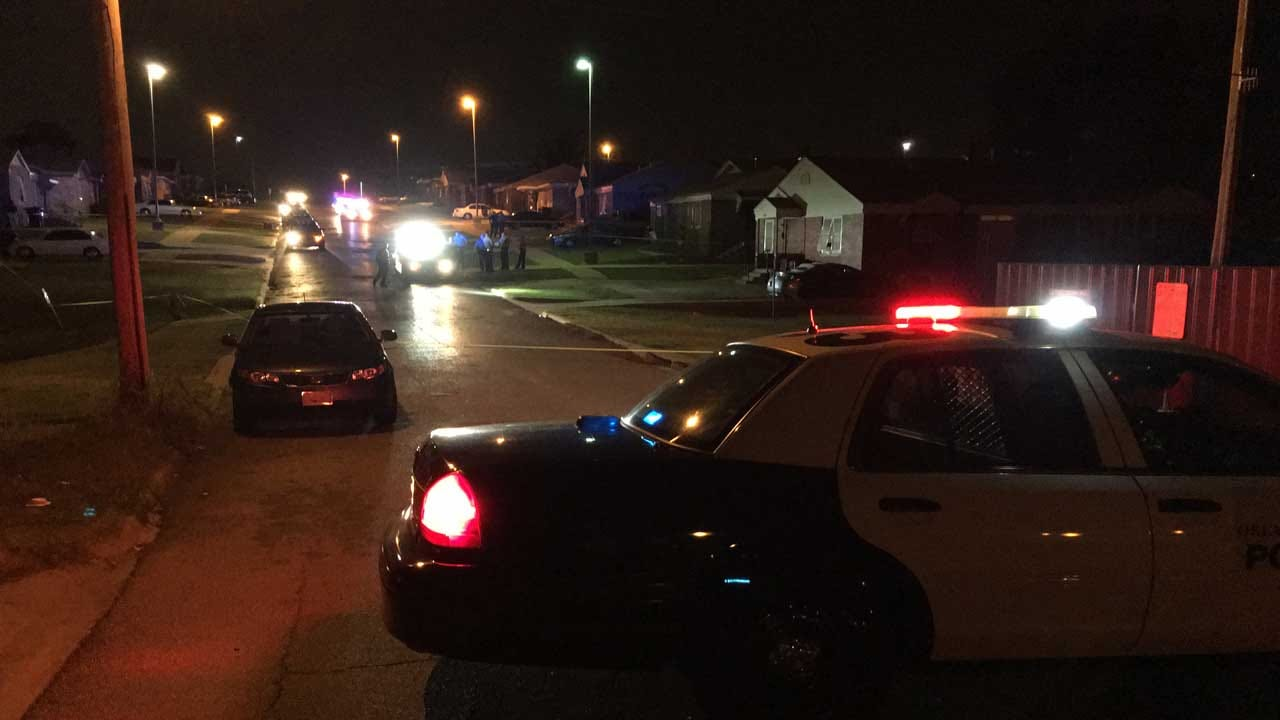 Police Searching For Suspects In NE OKC Drive-By Shooting