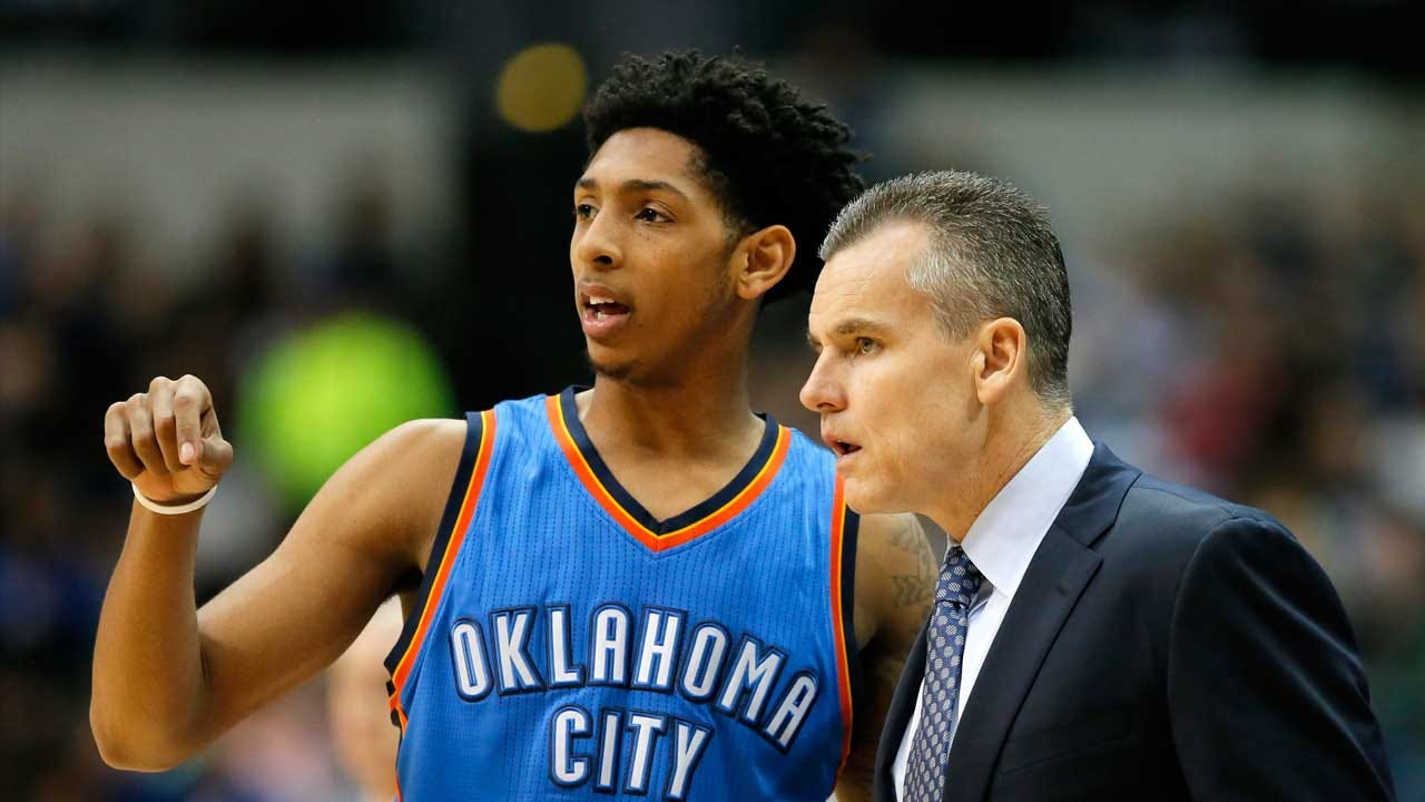 Thunder Releases Summer League Roster, Schedule