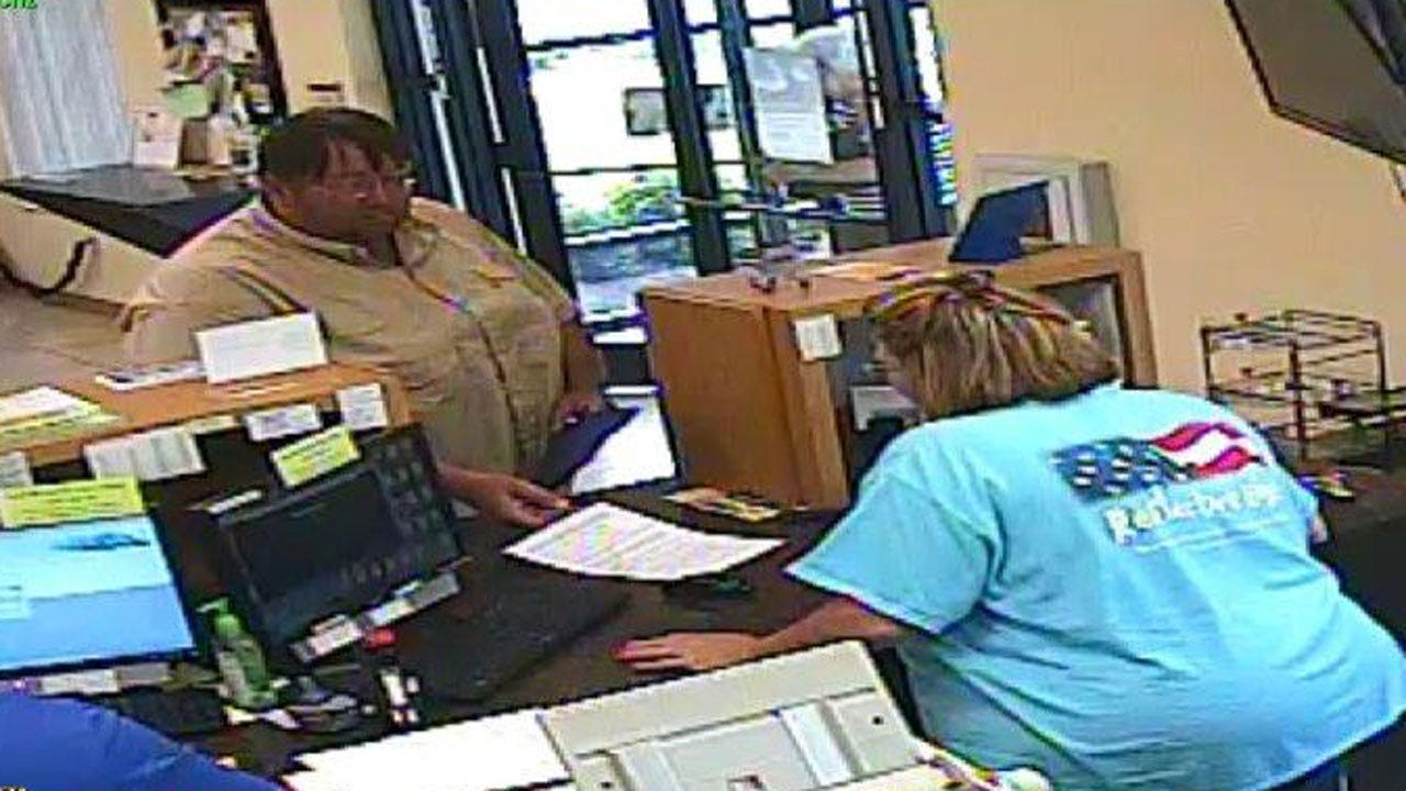 Yukon Police Investigating A Credit Union Robbery