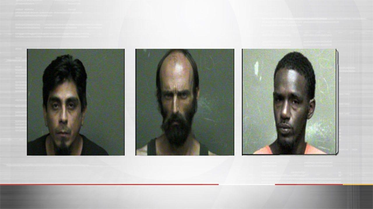 OKC Police Arrest Three Suspects In Separate Arson Investigations