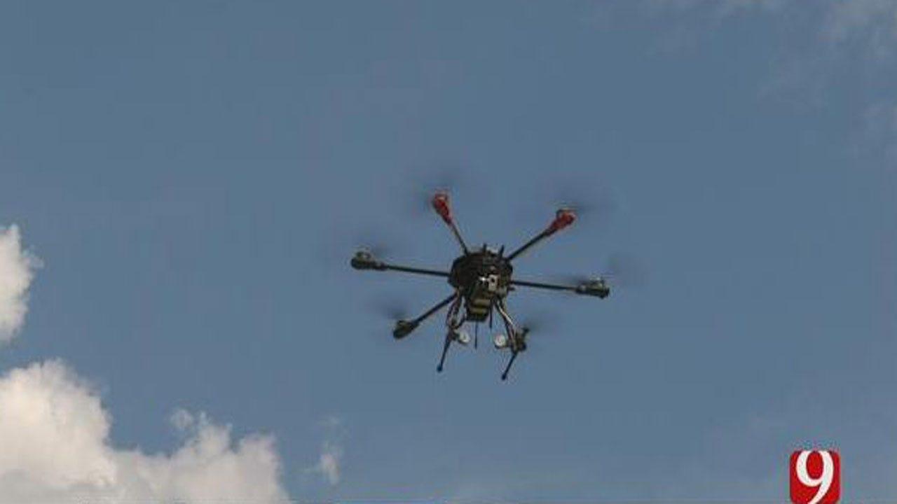 FAA Considers Drone Bill