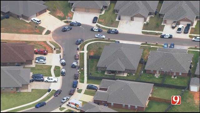 OKC Police: Two People Shot During Attempted Home Invasion
