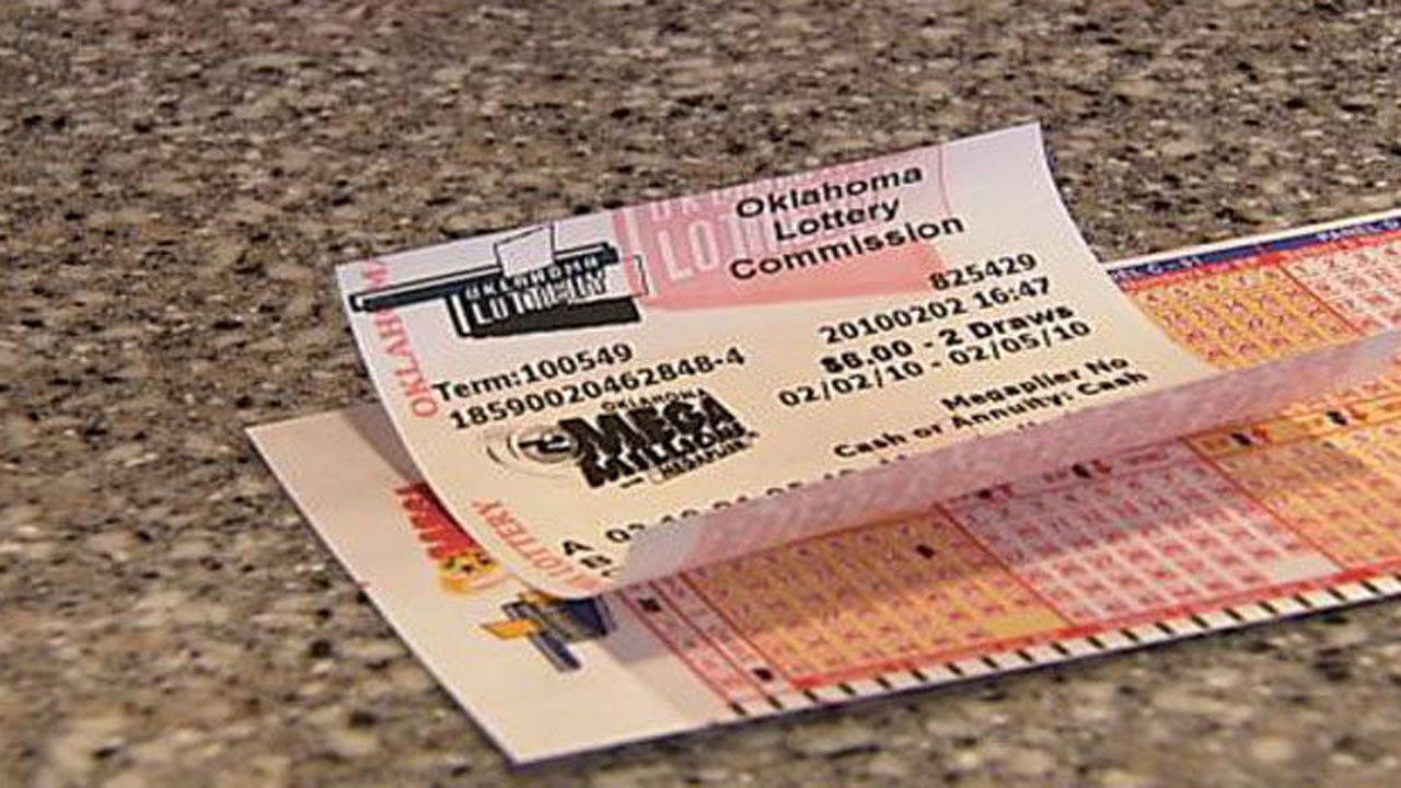 Oklahoma has $100,000, $50,000 Lottery Winners