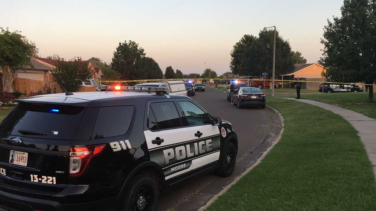 One Injured After Shooting In Moore