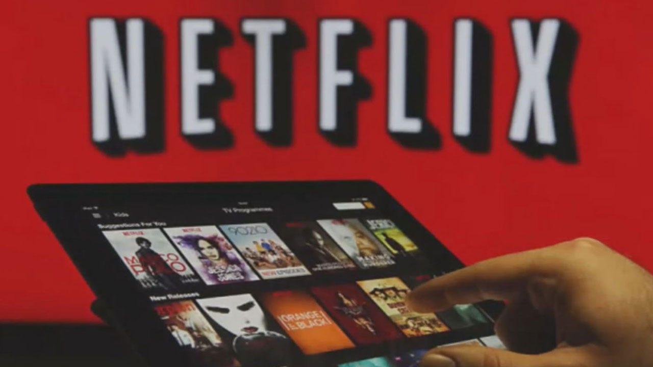 Netflix Tests Out A Possible Password-Sharing Crackdown