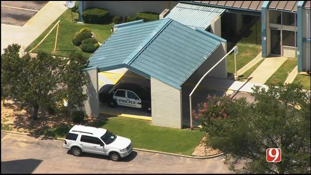 Shawnee Police Investigate After Body Found Near Motel