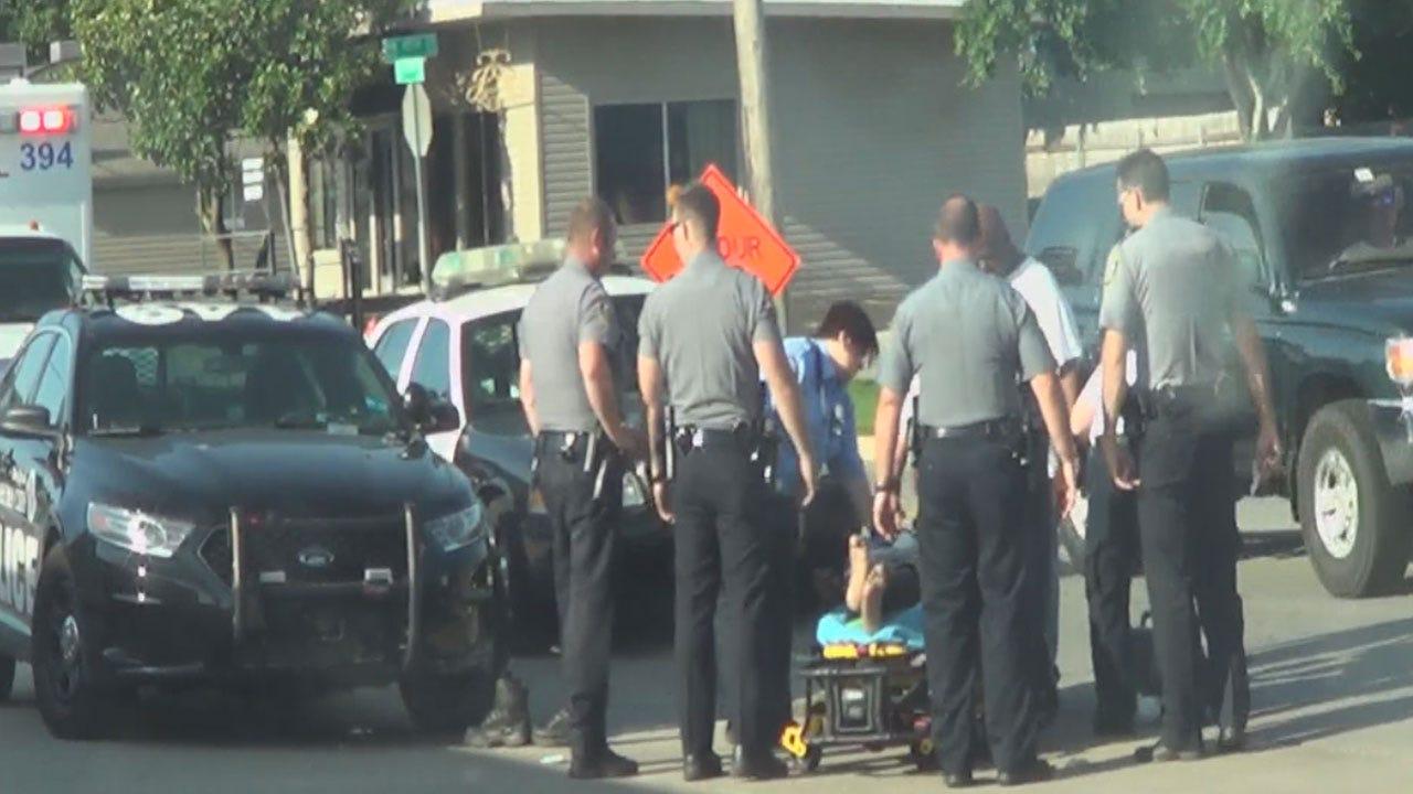 Authorities Investigate Man's Death In Police Custody In NW OKC