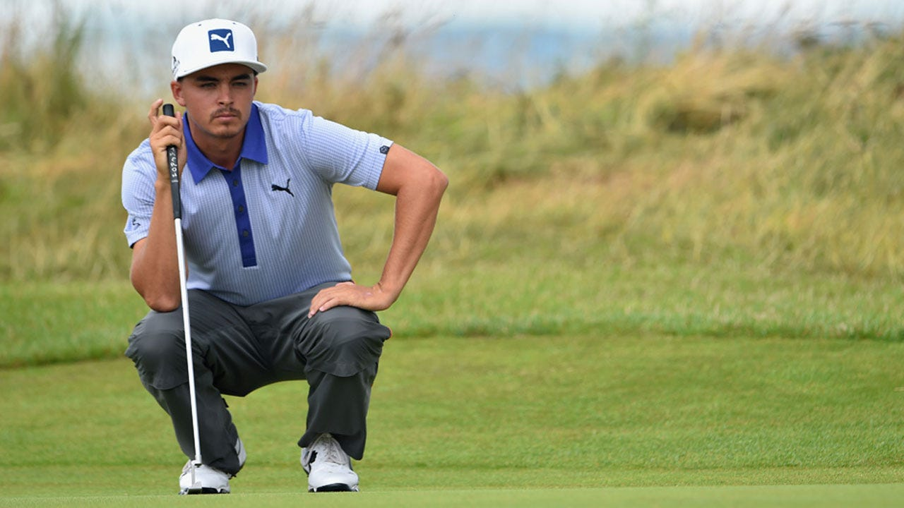 Rickie Fowler Excited for Olympics, Seeking First Major at Royal Troon